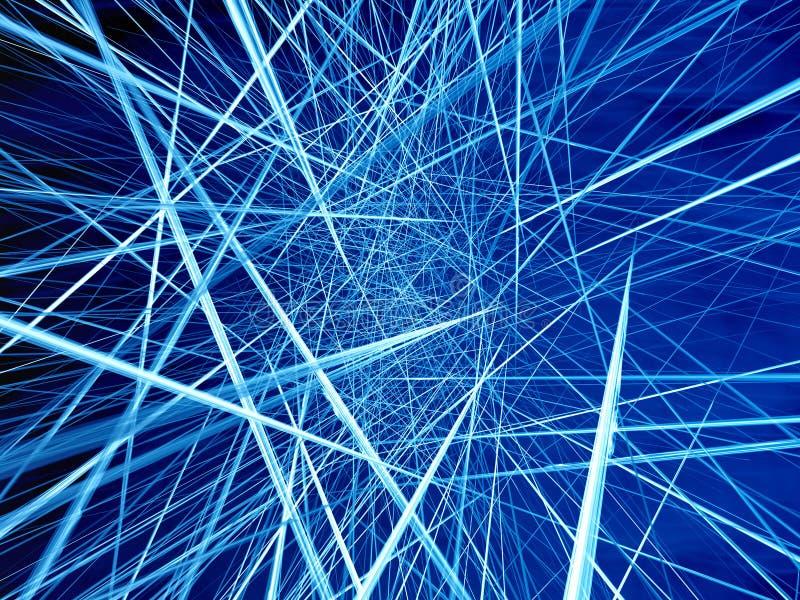 3d万维网 向量例证