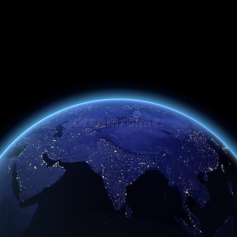 3d Индия представляют бесплатная иллюстрация