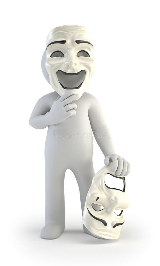 Картинки человеки с масками