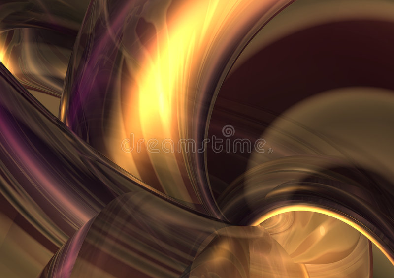 Download 3D Abstract Background stock image. Image of circle, glass - 2340961