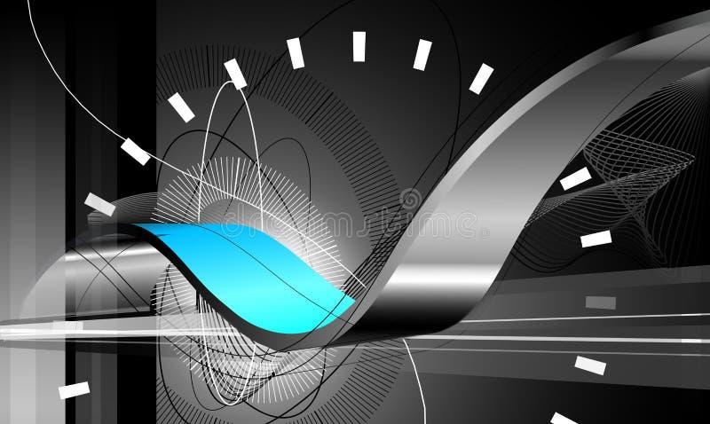 3d abstracte achtergrond vector illustratie