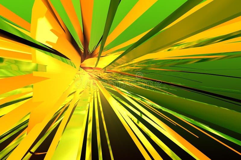 3d Abstracto Fotos de archivo