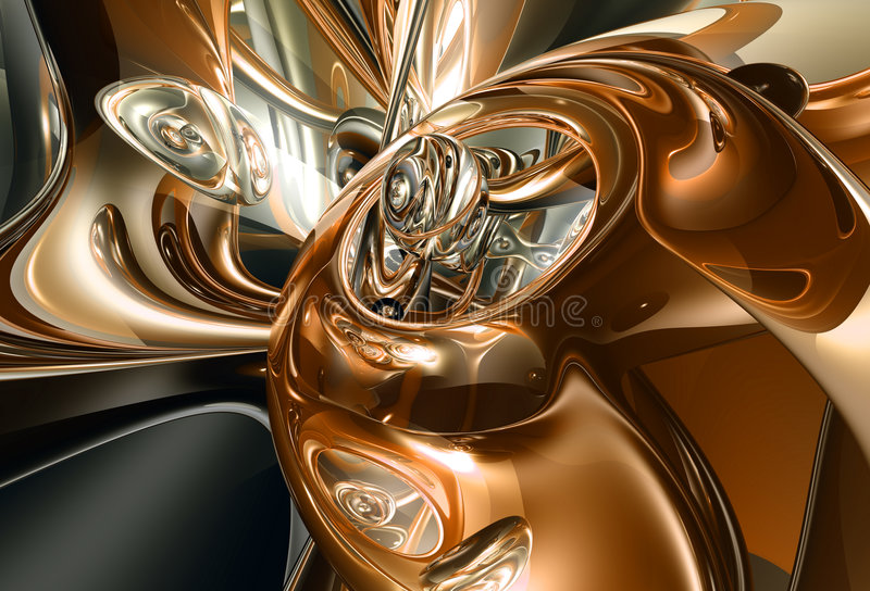 3d abstrakta tło ilustracja wektor