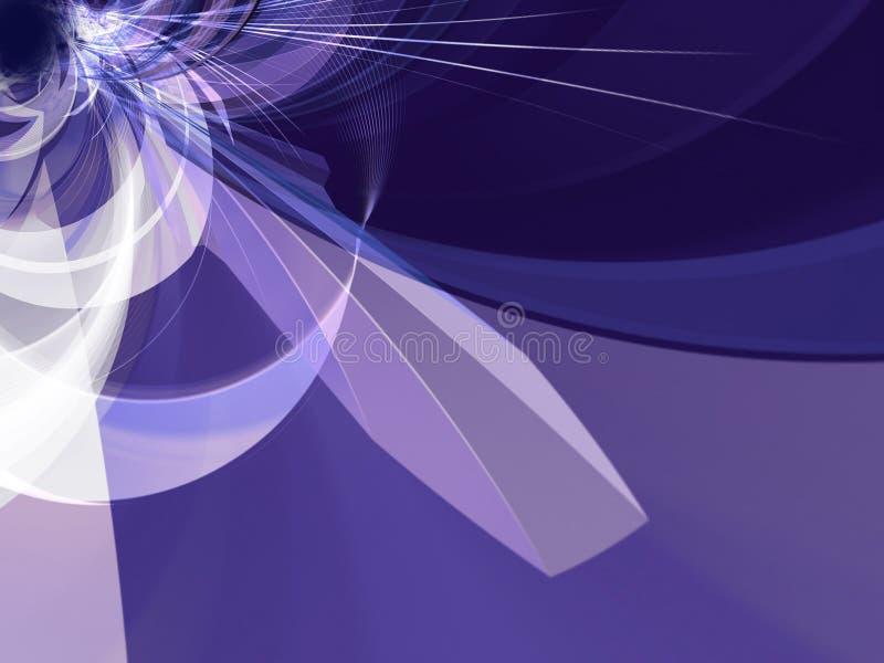 3D achtergrond stock illustratie