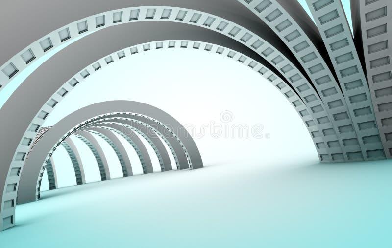 Download 3d architecture stock illustration. Image of digital - 19767389