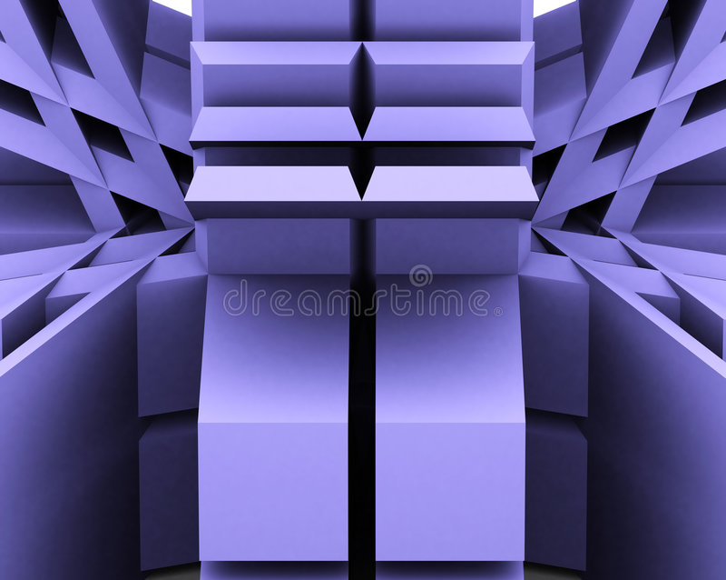 3d background stock illustration