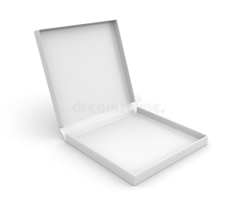 Download 3d box for pizza stock illustration. Image of electronic - 27963180