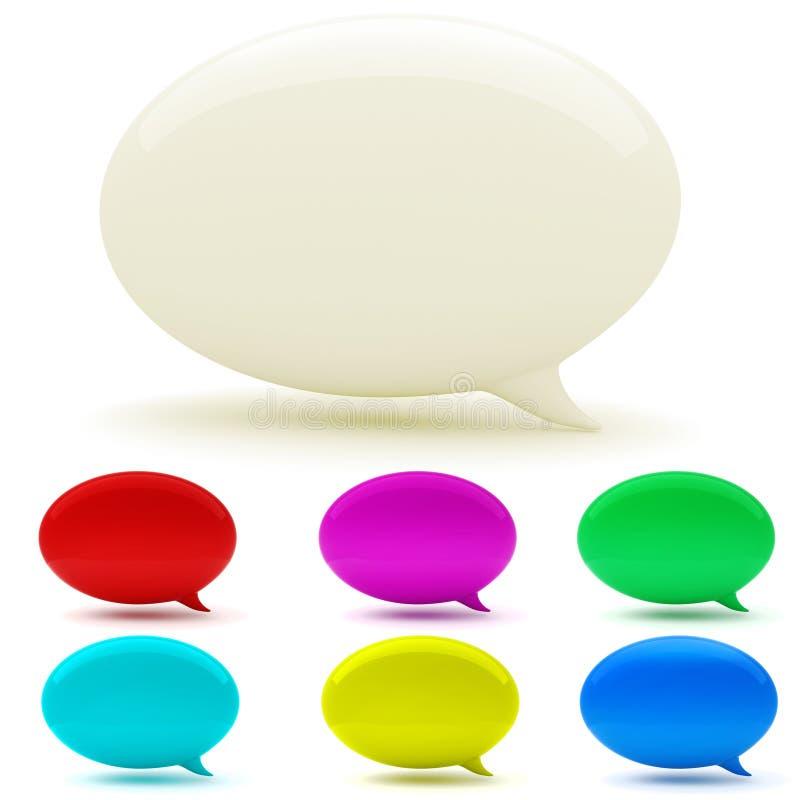 3d bubble talk