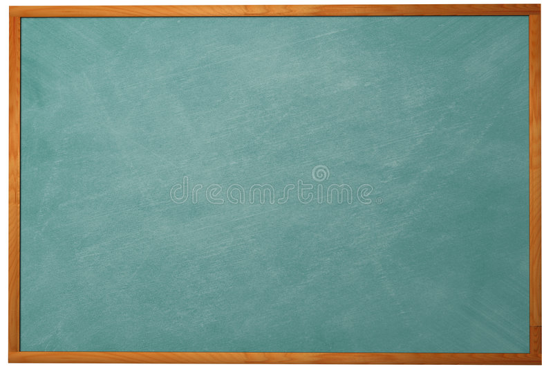 Download 3D Chalkboard Royalty Free Stock Photography - Image: 2004967