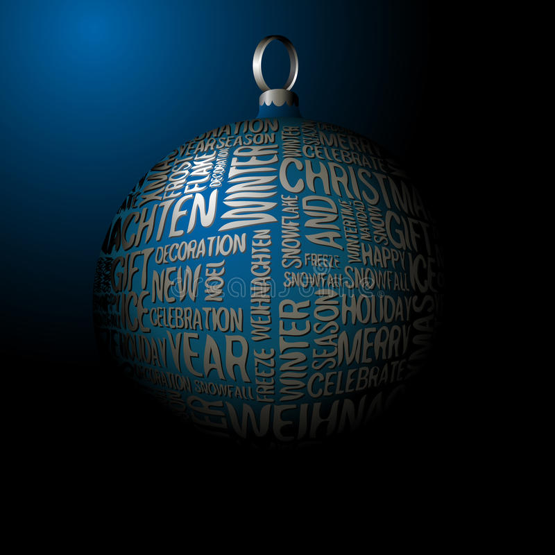 Free 3D Christmas Decoration Stock Photography - 11386762