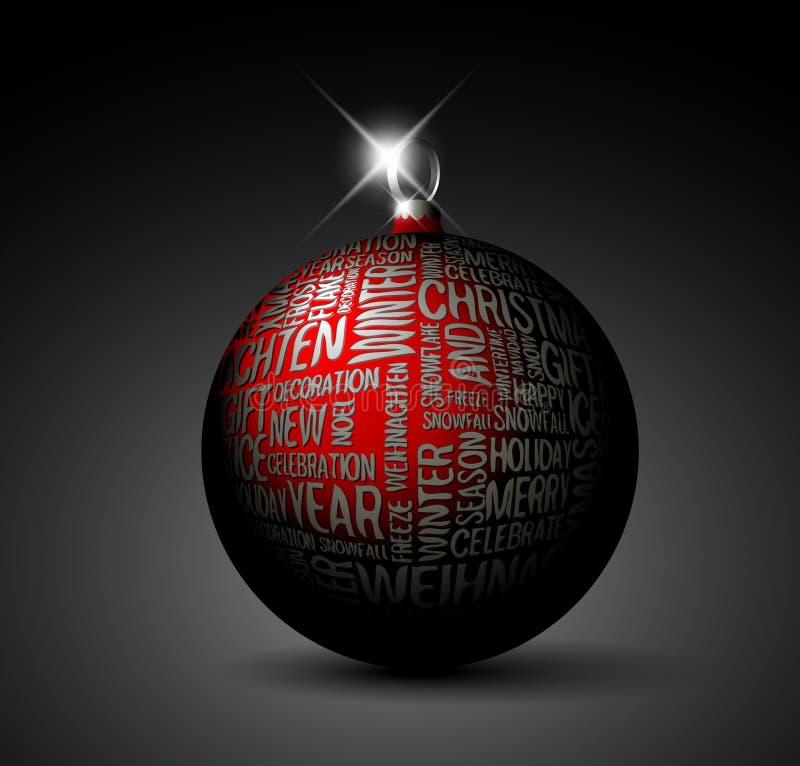 Free 3D Christmas Decoration Stock Image - 16121711