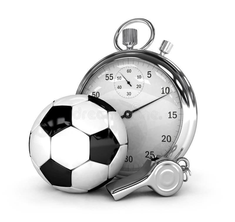 Free 3D Chronometer Royalty Free Stock Image - 20382516