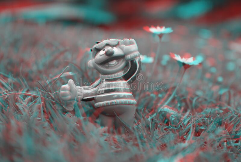 3D CMS CC-BY fotos de archivo libres de regalías