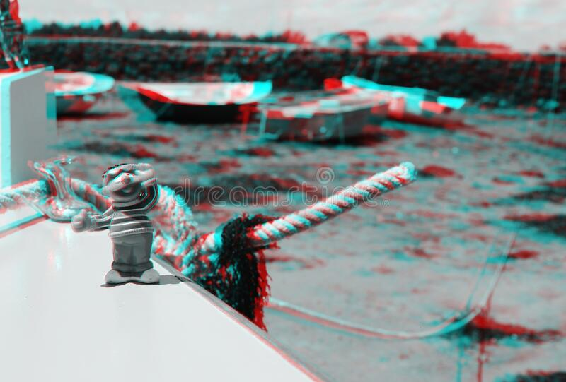 3D CMS CC-BY fotografia de stock royalty free
