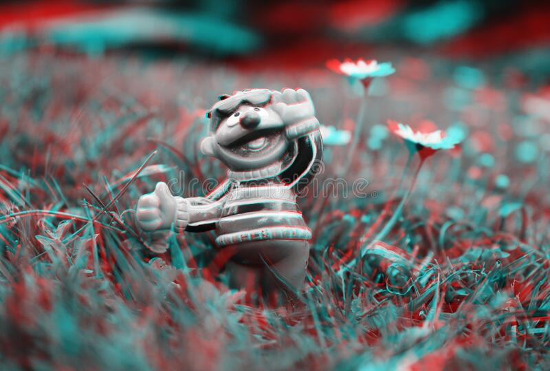 3D CMS CC-BY fotos de stock royalty free