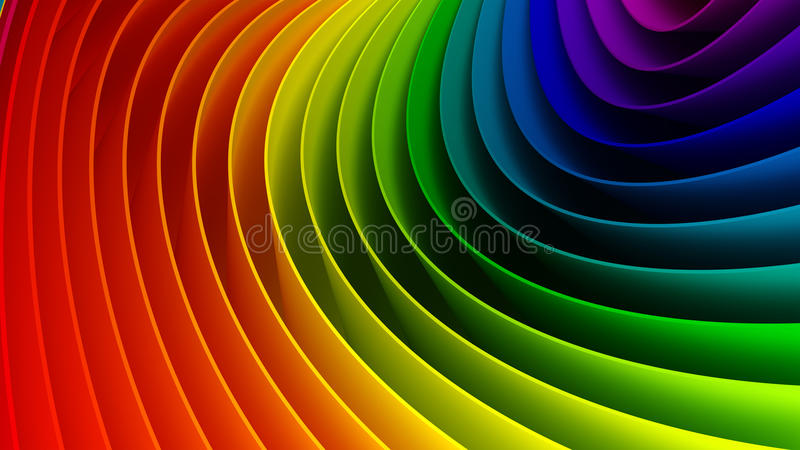 3d colorful background vector illustration