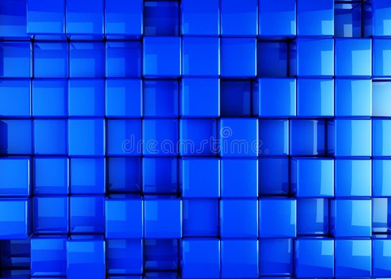 3D Cube Cubes Box stock photo
