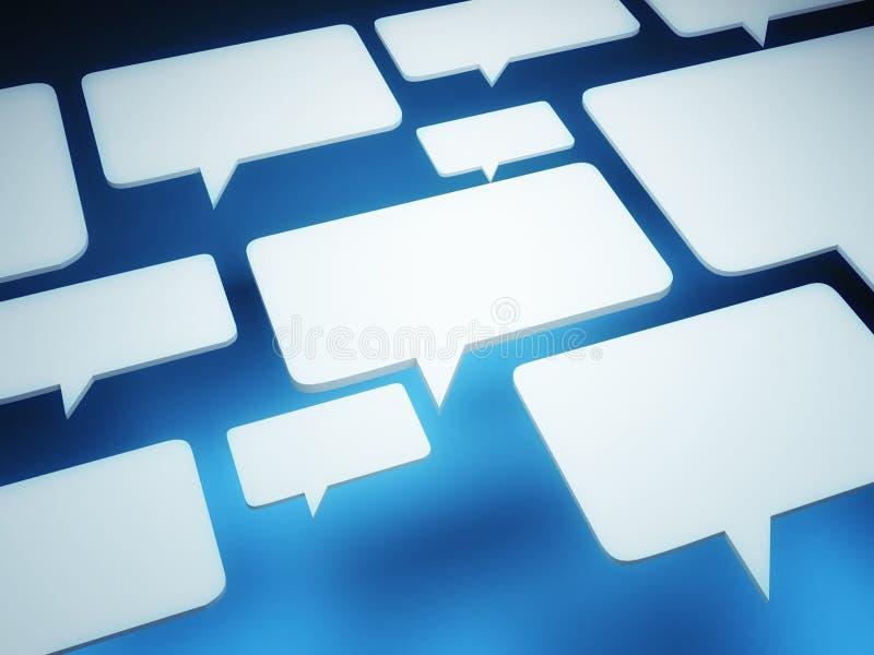 Download 3d Dialog Bubble Talk Stock Photos - Image: 22118013
