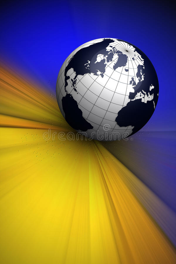 Free 3d Earth Royalty Free Stock Photo - 11535815