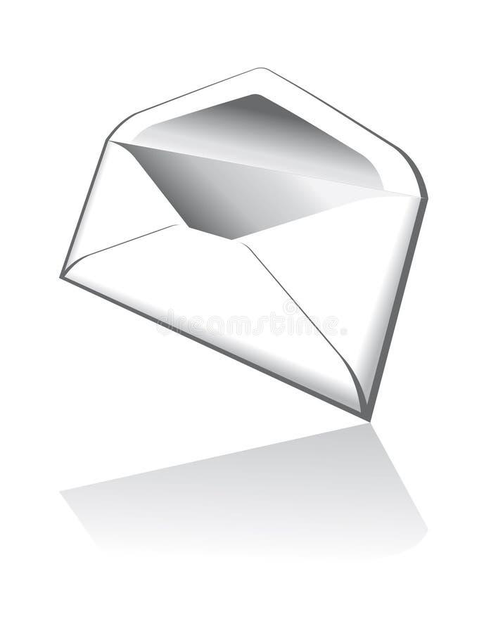 3d email ikona