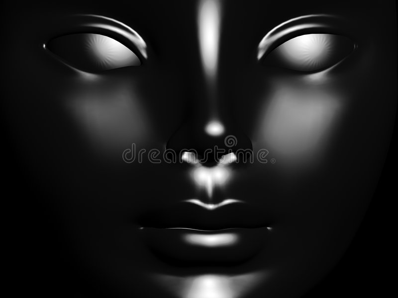 Download 3d Face Stock Photo - Image: 2309880