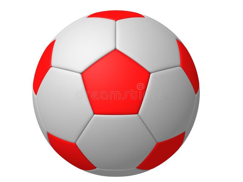 3d football royalty free stock photography