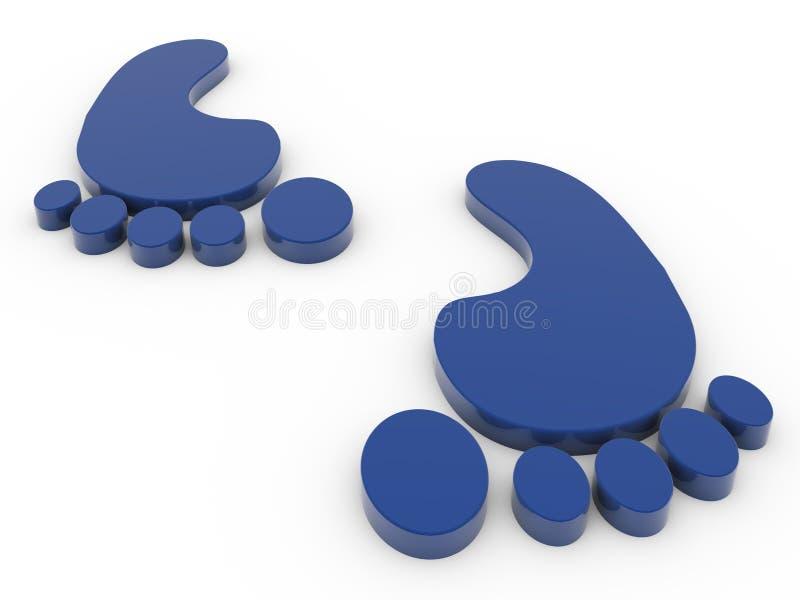 3d footprints