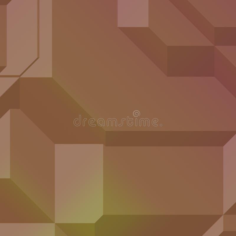 Download 3d Geometric pattern stock illustration. Image of angular - 7228378