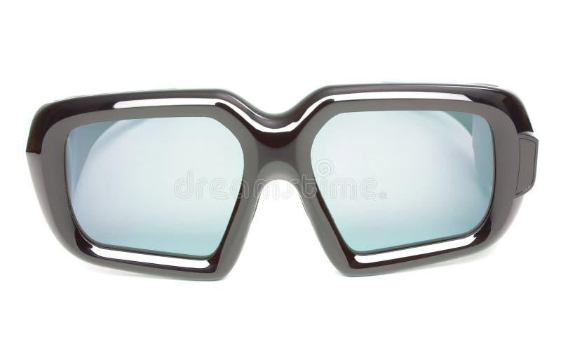 Download 3d glasses stock illustration. Image of lounge, white - 13010410