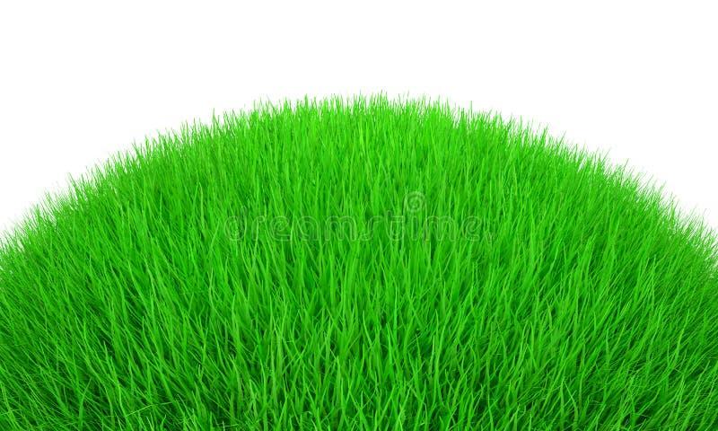 3d grass stock illustration