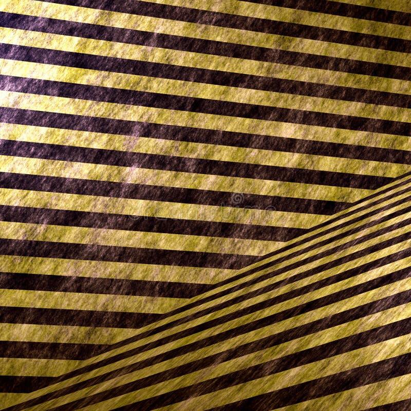 Download 3D Hazard Stripe Interior stock illustration. Illustration of floor - 14760505