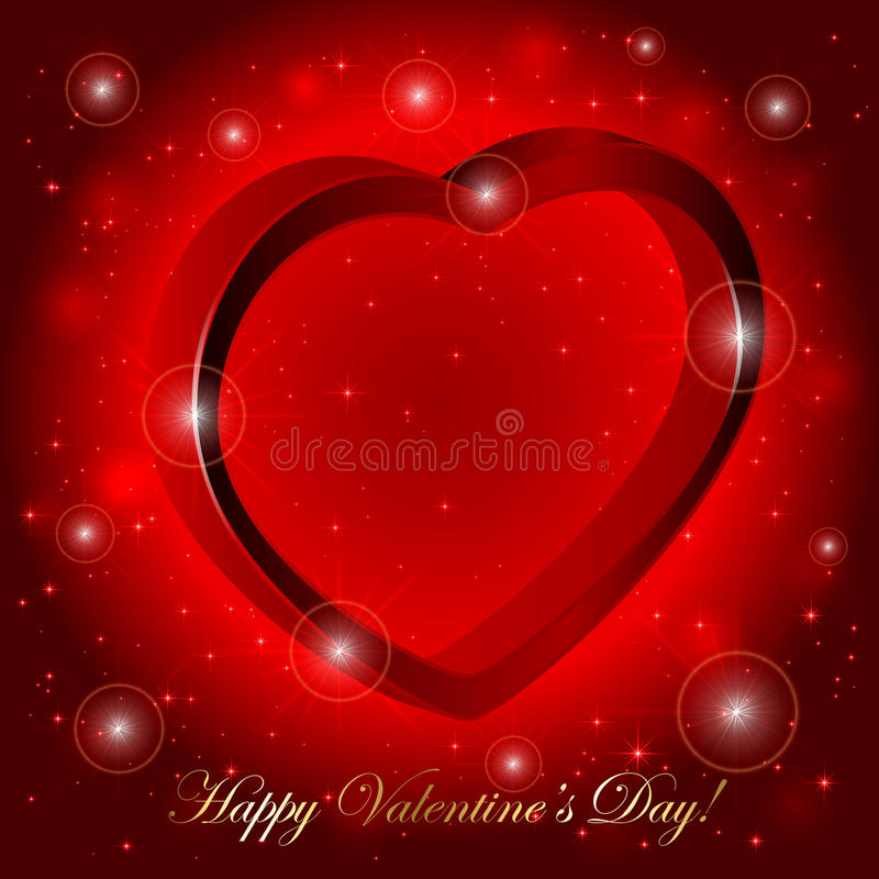 Download 3D heart stock vector. Illustration of abstract, image - 28913945