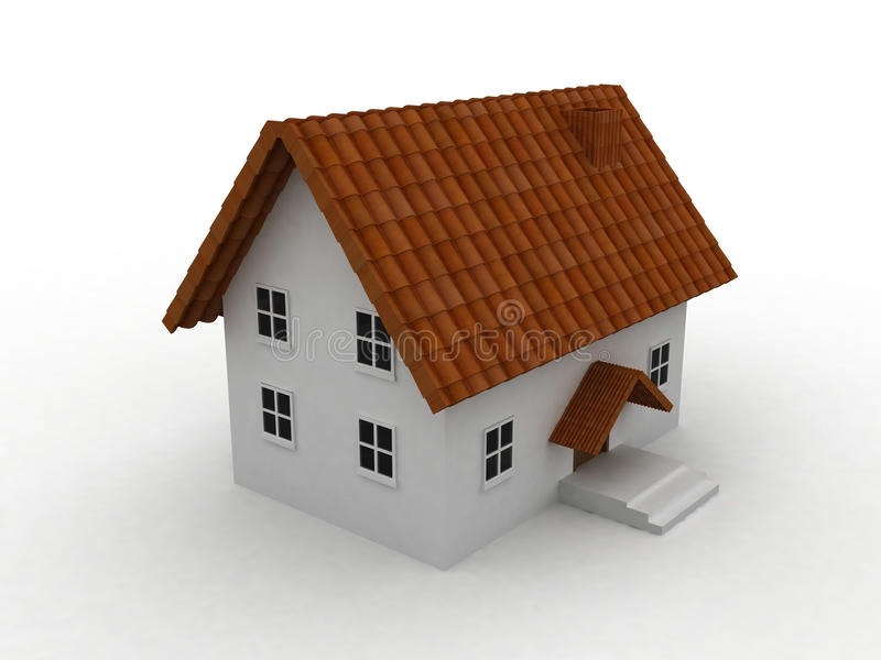 3d home image stock images