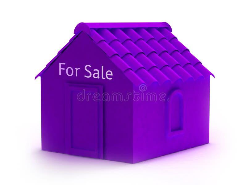3d house for sale stock photos