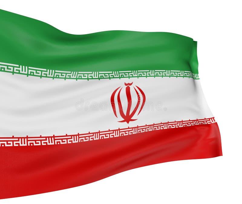 Download 3D Iranian flag stock illustration. Image of patriotism - 8547086