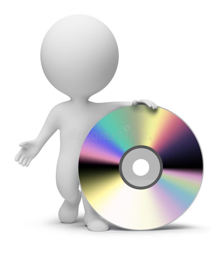 3d kleine mensen - CD