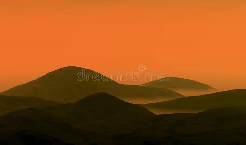 3D landscape stock images