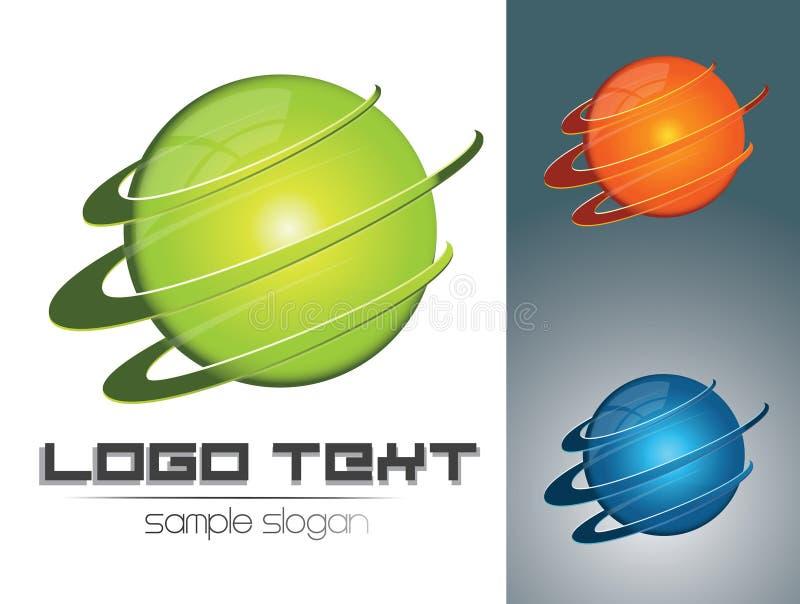 Download 3D Logo Stock Image - Image: 13517531
