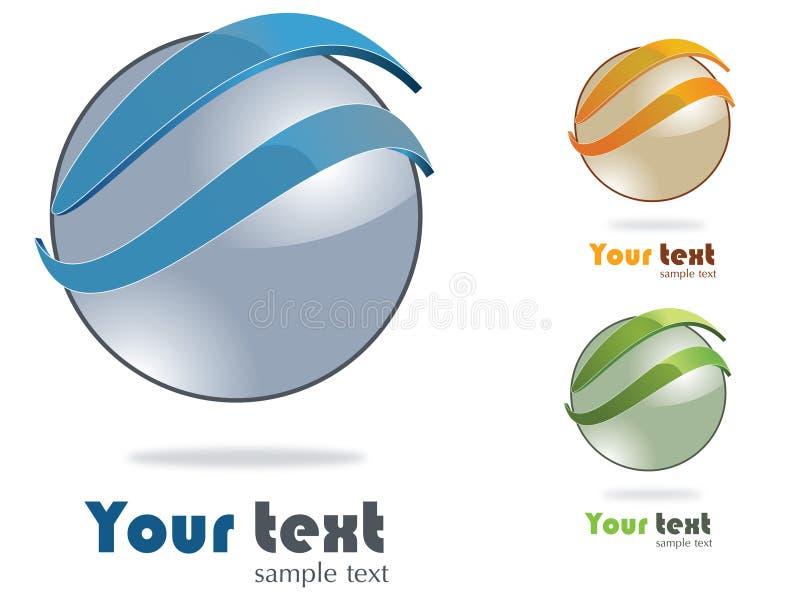 Download 3D Logo stock illustration. Illustration of logos, geometric - 16114625