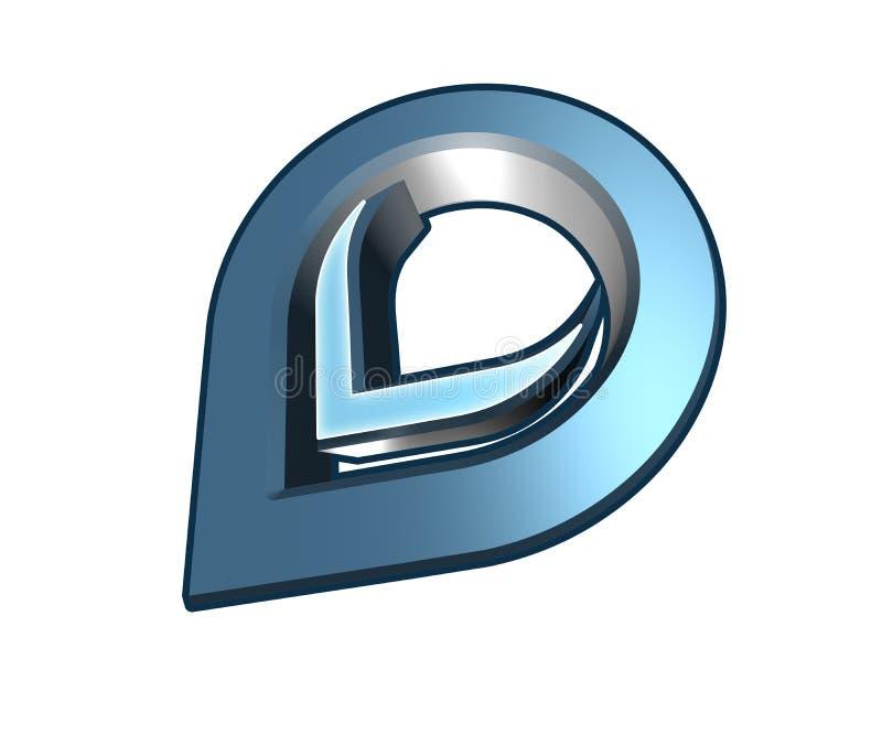 Download 3d logo design stock illustration. Image of colour, internet - 12736017