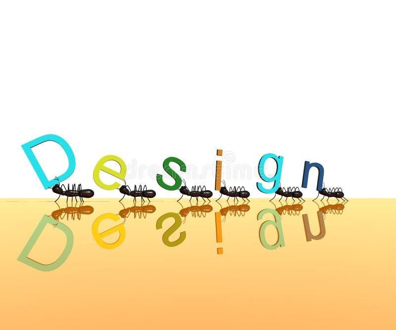 Download 3D Logo Design Media stock illustration. Image of graphic - 5103911