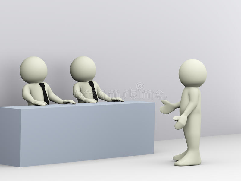 Download 3d Mężczyzna Akcydensowy Wywiad Ilustracji - Ilustracja złożonej z kandydatura, internety: 28958569