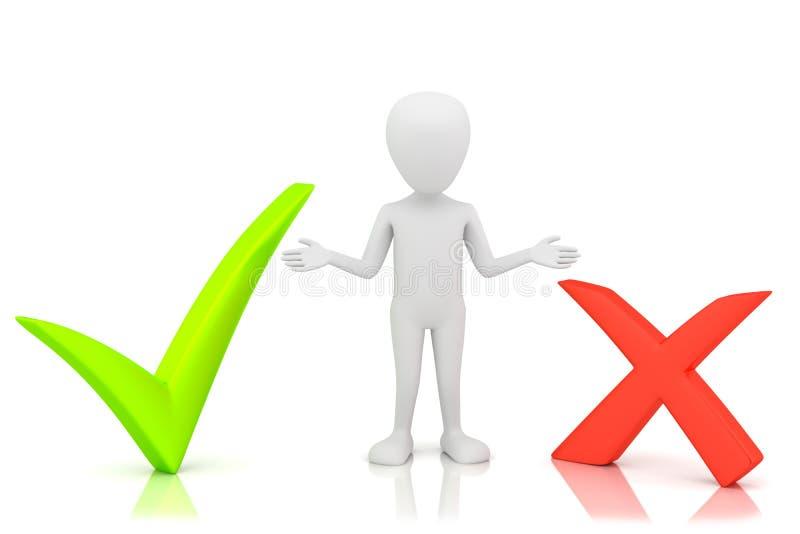 Download 3d mali ludzie - wybór. ilustracji. Ilustracja złożonej z dobro - 28970149