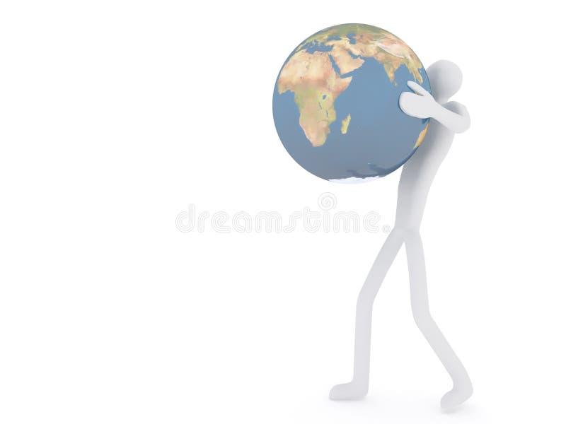 3D_man_with_globe