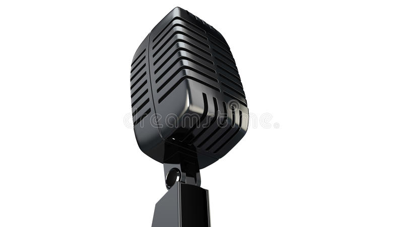 Download 3d Microphone Royalty Free Stock Image - Image: 22765326