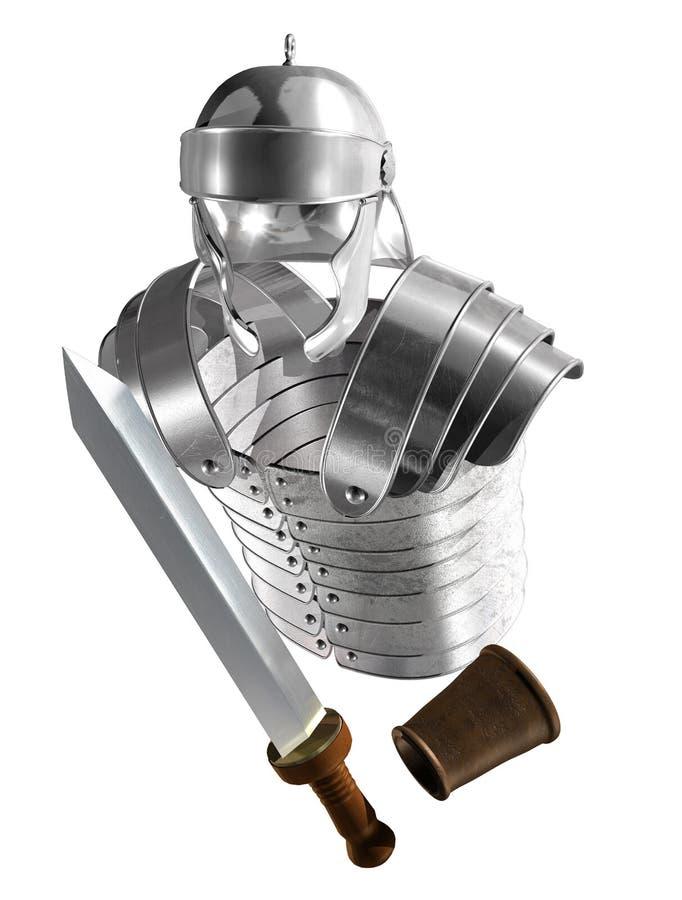 3d model legionary s clothes