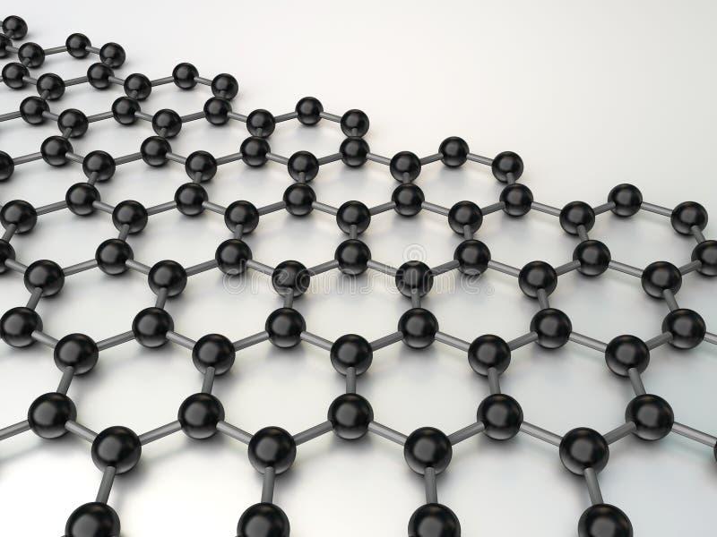 Download 3d nano structure stock illustration. Image of nanotube - 22223172