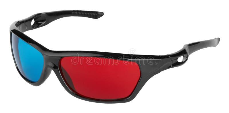 3d plastic glasses