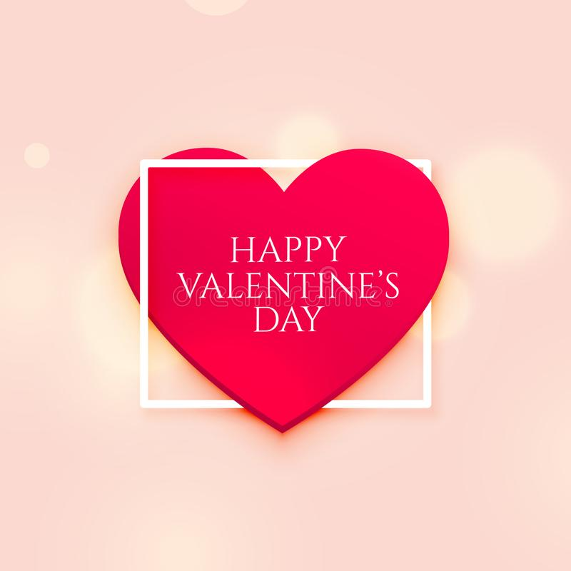 Free 3d Red Heart Lovely Valentine`s Day Background Royalty Free Stock Images - 107609529