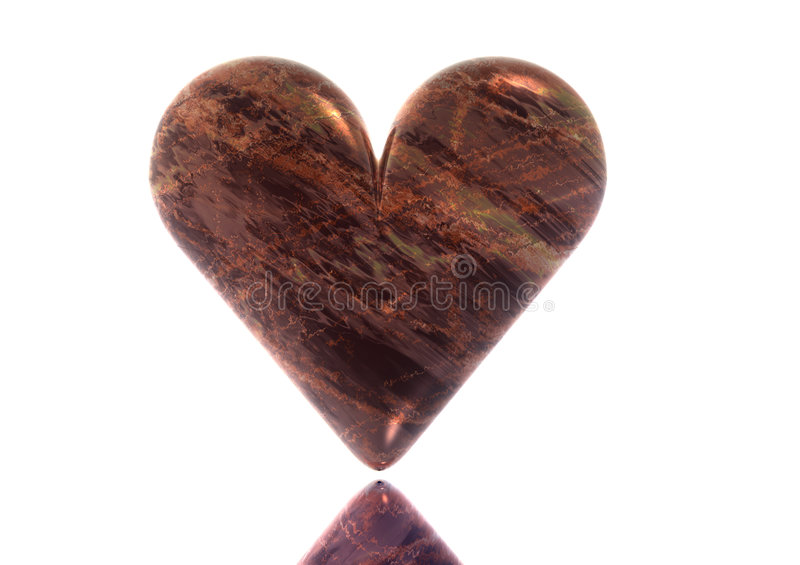 Download 3D Red Marble Valentine Heart Stock Illustration - Illustration of background, admire: 1718360